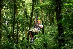 Selvatura adventure Park Monteverde Canopy Tour